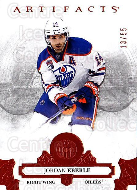 2017-18 UD Artifacts Orange #20 Jordan Eberle<br/>1 In Stock - $10.00 each - <a href=https://centericecollectibles.foxycart.com/cart?name=2017-18%20UD%20Artifacts%20Orange%20%2320%20Jordan%20Eberle...&quantity_max=1&price=$10.00&code=747343 class=foxycart> Buy it now! </a>