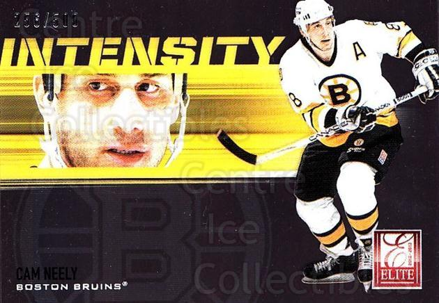 2012-13 Elite Intensity #13 Cam Neely<br/>1 In Stock - $5.00 each - <a href=https://centericecollectibles.foxycart.com/cart?name=2012-13%20Elite%20Intensity%20%2313%20Cam%20Neely...&quantity_max=1&price=$5.00&code=747443 class=foxycart> Buy it now! </a>