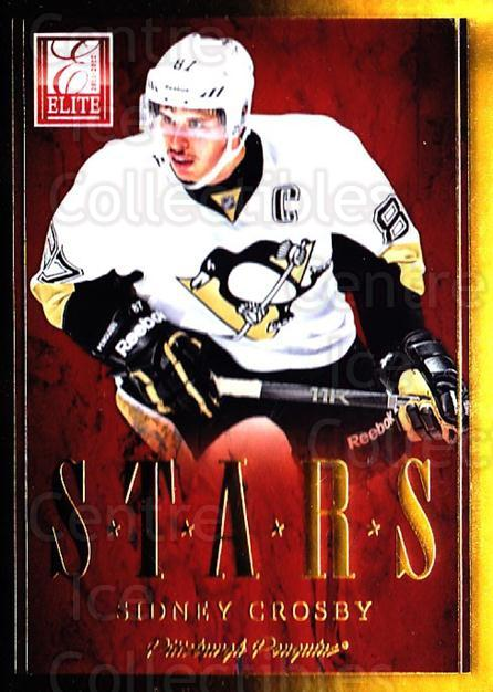 2011-12 Elite Stars #10 Sidney Crosby<br/>1 In Stock - $10.00 each - <a href=https://centericecollectibles.foxycart.com/cart?name=2011-12%20Elite%20Stars%20%2310%20Sidney%20Crosby...&quantity_max=1&price=$10.00&code=747518 class=foxycart> Buy it now! </a>