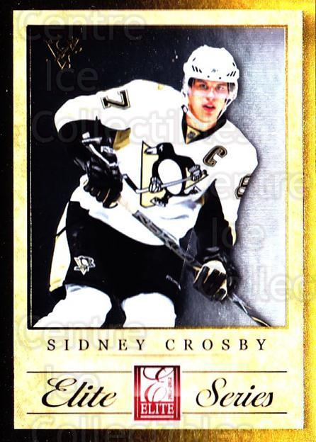 2011-12 Elite Series Sidney Crosby #2 Sidney Crosby<br/>1 In Stock - $5.00 each - <a href=https://centericecollectibles.foxycart.com/cart?name=2011-12%20Elite%20Series%20Sidney%20Crosby%20%232%20Sidney%20Crosby...&quantity_max=1&price=$5.00&code=747520 class=foxycart> Buy it now! </a>