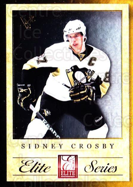 2011-12 Elite Series Sidney Crosby #4 Sidney Crosby<br/>1 In Stock - $5.00 each - <a href=https://centericecollectibles.foxycart.com/cart?name=2011-12%20Elite%20Series%20Sidney%20Crosby%20%234%20Sidney%20Crosby...&quantity_max=1&price=$5.00&code=747522 class=foxycart> Buy it now! </a>