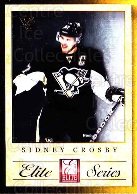 2011-12 Elite Series Sidney Crosby #6 Sidney Crosby<br/>1 In Stock - $5.00 each - <a href=https://centericecollectibles.foxycart.com/cart?name=2011-12%20Elite%20Series%20Sidney%20Crosby%20%236%20Sidney%20Crosby...&quantity_max=1&price=$5.00&code=747524 class=foxycart> Buy it now! </a>
