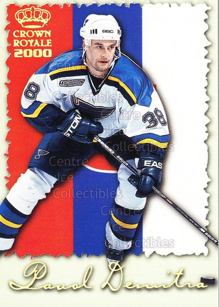 <a href=index.aspx?SetName=1999-00%20Crown%20Royale%20International%20Glory>1999-00 Crown Royale International Glory</a> #22 <a href=index.aspx?PlayerName=Pavol%20Demitra> Pavol Demitra</a><br/>3 in stock - $2.00 each - <a href=https://centericecollectibles.foxycart.com/cart?name=1999-00%20Crown%20Royale%20International%20Glory%20%2322%20Pavol%20Demitra...&price=$2.00&code=74885 class=foxycart> Buy it now! </a>