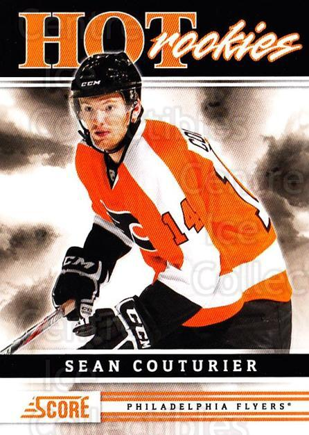 2011-12 Score #557 Sean Couturier<br/>1 In Stock - $15.00 each - <a href=https://centericecollectibles.foxycart.com/cart?name=2011-12%20Score%20%23557%20Sean%20Couturier...&quantity_max=1&price=$15.00&code=750239 class=foxycart> Buy it now! </a>
