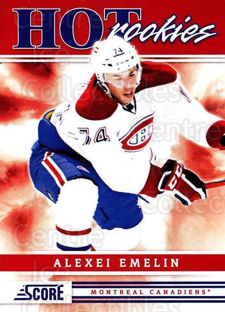 2011-12 Score #nno Alexei Emelin<br/>1 In Stock - $15.00 each - <a href=https://centericecollectibles.foxycart.com/cart?name=2011-12%20Score%20%23nno%20Alexei%20Emelin...&quantity_max=1&price=$15.00&code=750248 class=foxycart> Buy it now! </a>