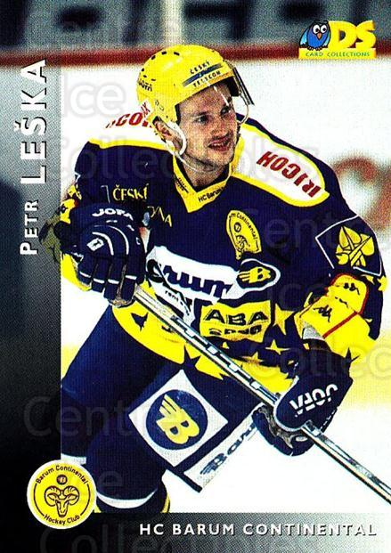 1999-00 Czech DS #10 Petr Leska<br/>8 In Stock - $2.00 each - <a href=https://centericecollectibles.foxycart.com/cart?name=1999-00%20Czech%20DS%20%2310%20Petr%20Leska...&quantity_max=8&price=$2.00&code=75074 class=foxycart> Buy it now! </a>