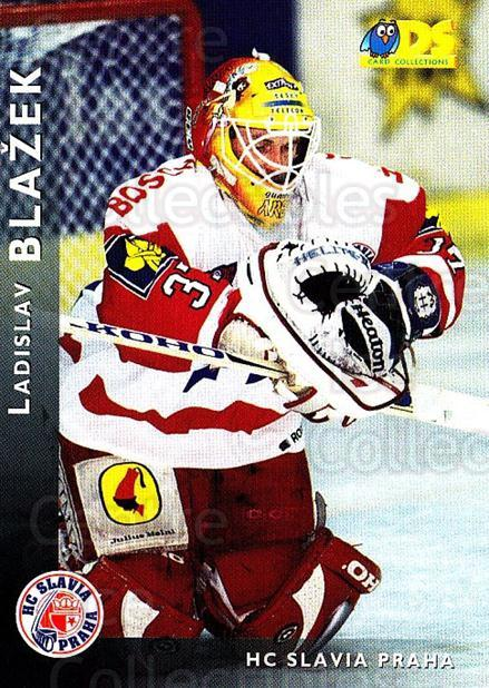 1999-00 Czech DS #113 Ladislav Blazek<br/>4 In Stock - $2.00 each - <a href=https://centericecollectibles.foxycart.com/cart?name=1999-00%20Czech%20DS%20%23113%20Ladislav%20Blazek...&price=$2.00&code=75086 class=foxycart> Buy it now! </a>