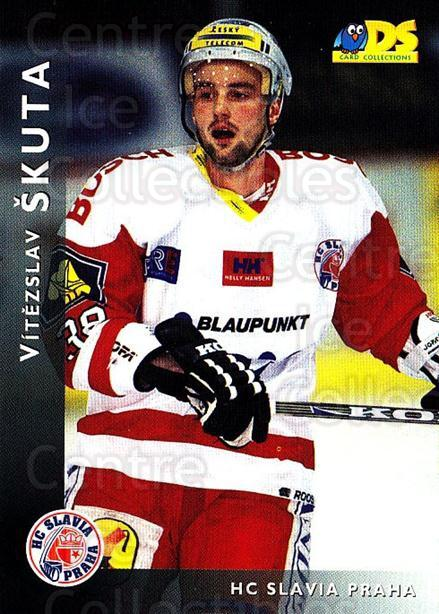 1999-00 Czech DS #115 Vitezslav Skuta<br/>6 In Stock - $2.00 each - <a href=https://centericecollectibles.foxycart.com/cart?name=1999-00%20Czech%20DS%20%23115%20Vitezslav%20Skuta...&price=$2.00&code=75088 class=foxycart> Buy it now! </a>