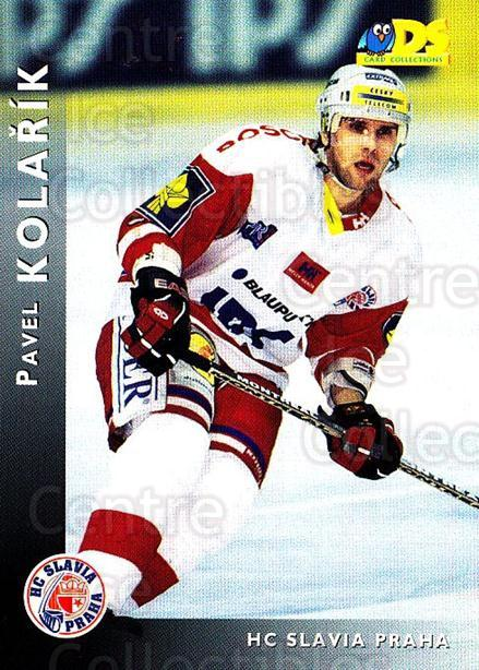 1999-00 Czech DS #117 Pavel Kolarik<br/>4 In Stock - $2.00 each - <a href=https://centericecollectibles.foxycart.com/cart?name=1999-00%20Czech%20DS%20%23117%20Pavel%20Kolarik...&price=$2.00&code=75089 class=foxycart> Buy it now! </a>