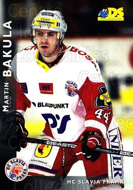 1999-00 Czech DS #118 Martin Bakula<br/>2 In Stock - $2.00 each - <a href=https://centericecollectibles.foxycart.com/cart?name=1999-00%20Czech%20DS%20%23118%20Martin%20Bakula...&price=$2.00&code=75090 class=foxycart> Buy it now! </a>