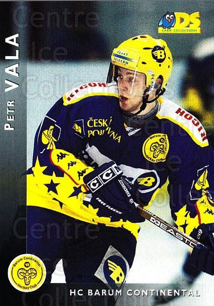 1999-00 Czech DS #14 Petr Vala<br/>5 In Stock - $2.00 each - <a href=https://centericecollectibles.foxycart.com/cart?name=1999-00%20Czech%20DS%20%2314%20Petr%20Vala...&quantity_max=5&price=$2.00&code=75106 class=foxycart> Buy it now! </a>
