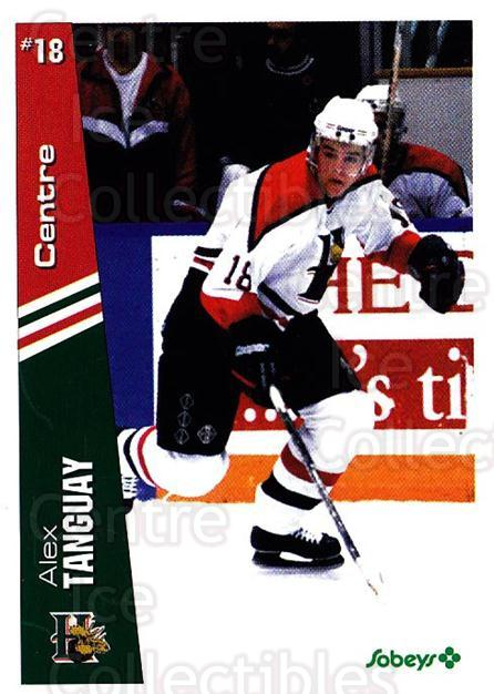 1996-97 Halifax Mooseheads Series One #23 Alex Tanguay<br/>2 In Stock - $10.00 each - <a href=https://centericecollectibles.foxycart.com/cart?name=1996-97%20Halifax%20Mooseheads%20Series%20One%20%2323%20Alex%20Tanguay...&quantity_max=2&price=$10.00&code=751918 class=foxycart> Buy it now! </a>