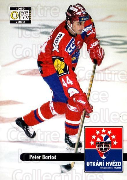 1999-00 Czech OFS AS Game Embossed #491 Peter Bartos<br/>1 In Stock - $3.00 each - <a href=https://centericecollectibles.foxycart.com/cart?name=1999-00%20Czech%20OFS%20AS%20Game%20Embossed%20%23491%20Peter%20Bartos...&quantity_max=1&price=$3.00&code=75223 class=foxycart> Buy it now! </a>