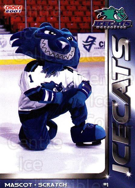2000-01 Worcester IceCats #15 Mascot<br/>1 In Stock - $3.00 each - <a href=https://centericecollectibles.foxycart.com/cart?name=2000-01%20Worcester%20IceCats%20%2315%20Mascot...&quantity_max=1&price=$3.00&code=752595 class=foxycart> Buy it now! </a>