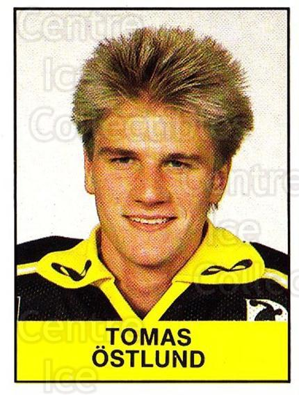 1985-86 Swedish Panini Stickers #3 Tomas Ostlund<br/>1 In Stock - $3.00 each - <a href=https://centericecollectibles.foxycart.com/cart?name=1985-86%20Swedish%20Panini%20Stickers%20%233%20Tomas%20Ostlund...&quantity_max=1&price=$3.00&code=753291 class=foxycart> Buy it now! </a>