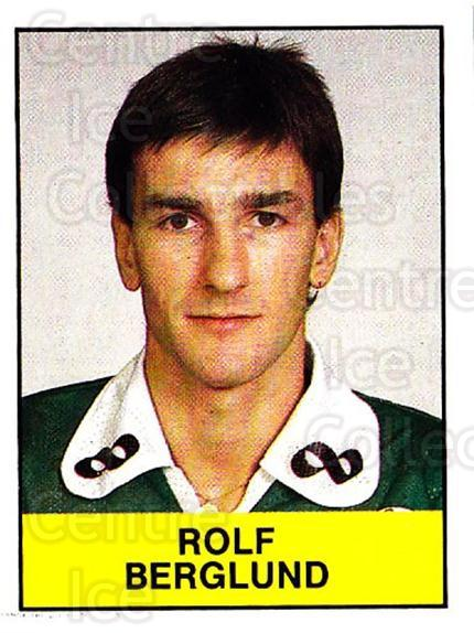 1985-86 Swedish Panini Stickers #32 Rolf Berglund<br/>1 In Stock - $3.00 each - <a href=https://centericecollectibles.foxycart.com/cart?name=1985-86%20Swedish%20Panini%20Stickers%20%2332%20Rolf%20Berglund...&quantity_max=1&price=$3.00&code=753320 class=foxycart> Buy it now! </a>