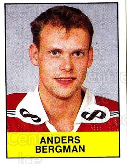 1985-86 Swedish Panini Stickers #199 Anders Bergman<br/>1 In Stock - $3.00 each - <a href=https://centericecollectibles.foxycart.com/cart?name=1985-86%20Swedish%20Panini%20Stickers%20%23199%20Anders%20Bergman...&quantity_max=1&price=$3.00&code=753487 class=foxycart> Buy it now! </a>