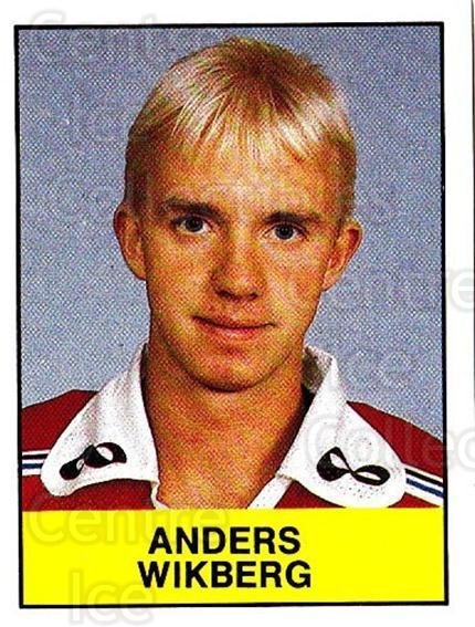 1985-86 Swedish Panini Stickers #212 Anders Wikberg<br/>1 In Stock - $3.00 each - <a href=https://centericecollectibles.foxycart.com/cart?name=1985-86%20Swedish%20Panini%20Stickers%20%23212%20Anders%20Wikberg...&quantity_max=1&price=$3.00&code=753500 class=foxycart> Buy it now! </a>