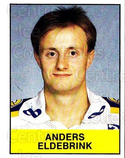 1985-86 Swedish Panini Stickers #223 Anders Eldebrink<br/>1 In Stock - $3.00 each - <a href=https://centericecollectibles.foxycart.com/cart?name=1985-86%20Swedish%20Panini%20Stickers%20%23223%20Anders%20Eldebrin...&quantity_max=1&price=$3.00&code=753511 class=foxycart> Buy it now! </a>