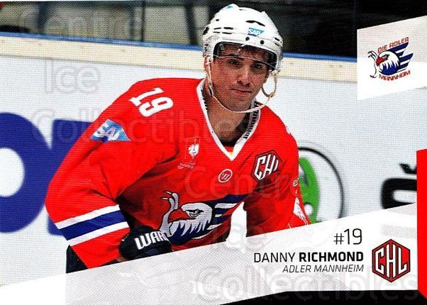 2014-15 German DEL #421 Danny Richmond<br/>4 In Stock - $2.00 each - <a href=https://centericecollectibles.foxycart.com/cart?name=2014-15%20German%20DEL%20%23421%20Danny%20Richmond...&quantity_max=4&price=$2.00&code=754392 class=foxycart> Buy it now! </a>