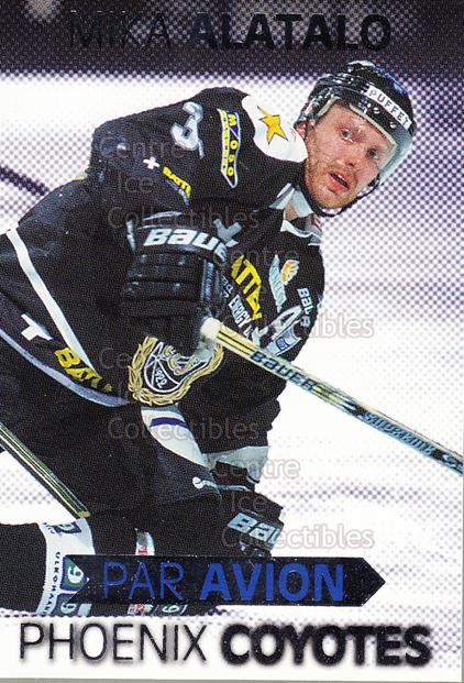 1999-00 Finnish Cardset Par Avion #1 Mika Alatalo<br/>6 In Stock - $3.00 each - <a href=https://centericecollectibles.foxycart.com/cart?name=1999-00%20Finnish%20Cardset%20Par%20Avion%20%231%20Mika%20Alatalo...&quantity_max=6&price=$3.00&code=75496 class=foxycart> Buy it now! </a>