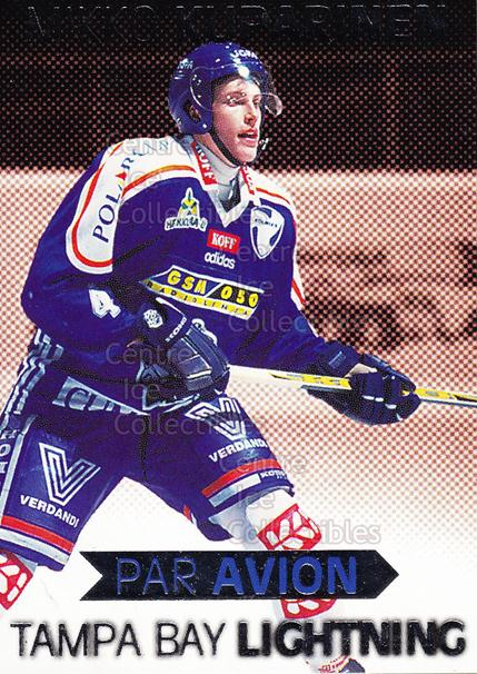 1999-00 Finnish Cardset Par Avion #6 Mikko Kuparinen<br/>8 In Stock - $3.00 each - <a href=https://centericecollectibles.foxycart.com/cart?name=1999-00%20Finnish%20Cardset%20Par%20Avion%20%236%20Mikko%20Kuparinen...&quantity_max=8&price=$3.00&code=75499 class=foxycart> Buy it now! </a>