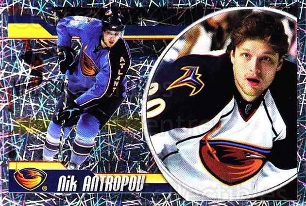 2010-11 Panini Stickers #8 Nik Antropov<br/>2 In Stock - $1.00 each - <a href=https://centericecollectibles.foxycart.com/cart?name=2010-11%20Panini%20Stickers%20%238%20Nik%20Antropov...&quantity_max=2&price=$1.00&code=755067 class=foxycart> Buy it now! </a>