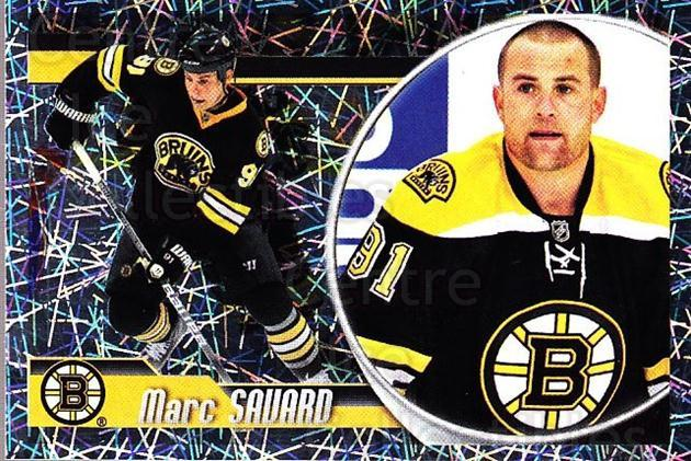 2010-11 Panini Stickers #18 Marc Savard<br/>1 In Stock - $1.00 each - <a href=https://centericecollectibles.foxycart.com/cart?name=2010-11%20Panini%20Stickers%20%2318%20Marc%20Savard...&quantity_max=1&price=$1.00&code=755077 class=foxycart> Buy it now! </a>
