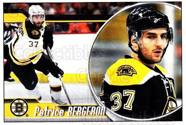 2010-11 Panini Stickers #20 Patrice Bergeron<br/>2 In Stock - $3.00 each - <a href=https://centericecollectibles.foxycart.com/cart?name=2010-11%20Panini%20Stickers%20%2320%20Patrice%20Bergero...&quantity_max=2&price=$3.00&code=755079 class=foxycart> Buy it now! </a>