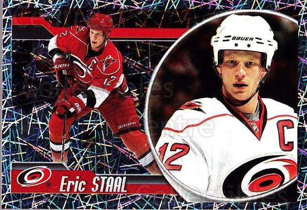 2010-11 Panini Stickers #38 Eric Staal<br/>2 In Stock - $1.00 each - <a href=https://centericecollectibles.foxycart.com/cart?name=2010-11%20Panini%20Stickers%20%2338%20Eric%20Staal...&quantity_max=2&price=$1.00&code=755097 class=foxycart> Buy it now! </a>