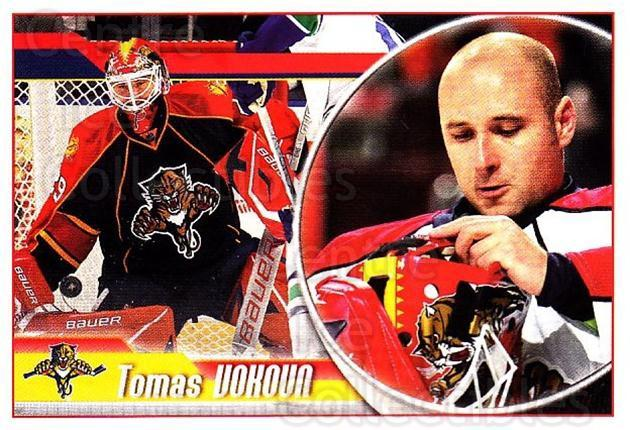 2010-11 Panini Stickers #51 Tomas Vokoun<br/>1 In Stock - $1.00 each - <a href=https://centericecollectibles.foxycart.com/cart?name=2010-11%20Panini%20Stickers%20%2351%20Tomas%20Vokoun...&quantity_max=1&price=$1.00&code=755110 class=foxycart> Buy it now! </a>