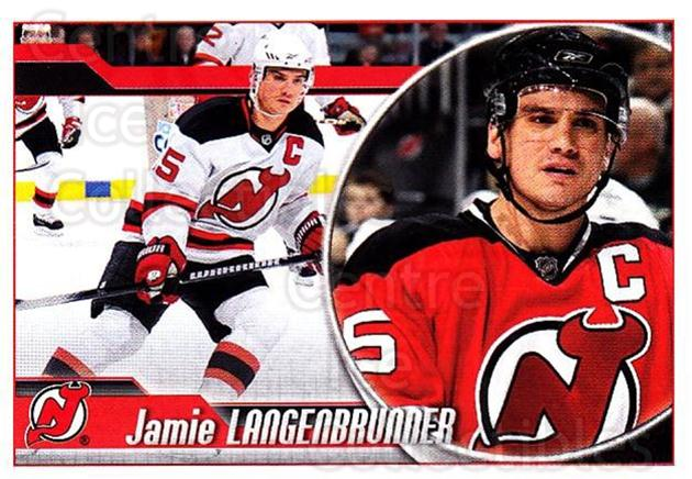 2010-11 Panini Stickers #71 Jamie Langenbrunner<br/>1 In Stock - $1.00 each - <a href=https://centericecollectibles.foxycart.com/cart?name=2010-11%20Panini%20Stickers%20%2371%20Jamie%20Langenbru...&quantity_max=1&price=$1.00&code=755130 class=foxycart> Buy it now! </a>