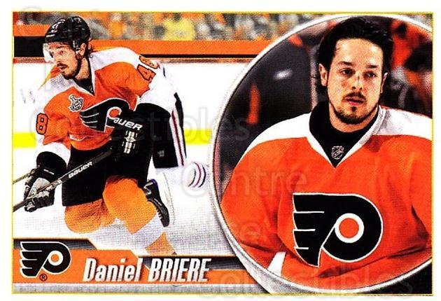 2010-11 Panini Stickers #110 Daniel Briere<br/>1 In Stock - $1.00 each - <a href=https://centericecollectibles.foxycart.com/cart?name=2010-11%20Panini%20Stickers%20%23110%20Daniel%20Briere...&quantity_max=1&price=$1.00&code=755169 class=foxycart> Buy it now! </a>