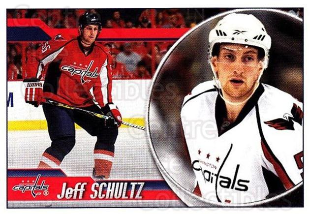 2010-11 Panini Stickers #153 Jeff Schultz<br/>1 In Stock - $1.00 each - <a href=https://centericecollectibles.foxycart.com/cart?name=2010-11%20Panini%20Stickers%20%23153%20Jeff%20Schultz...&quantity_max=1&price=$1.00&code=755212 class=foxycart> Buy it now! </a>