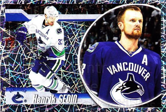 2010-11 Panini Stickers #298 Henrik Sedin<br/>1 In Stock - $1.00 each - <a href=https://centericecollectibles.foxycart.com/cart?name=2010-11%20Panini%20Stickers%20%23298%20Henrik%20Sedin...&quantity_max=1&price=$1.00&code=755357 class=foxycart> Buy it now! </a>