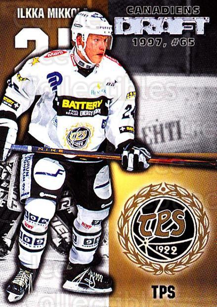 1999-00 Finnish Cardset #135 Ilkka Mikkola<br/>7 In Stock - $2.00 each - <a href=https://centericecollectibles.foxycart.com/cart?name=1999-00%20Finnish%20Cardset%20%23135%20Ilkka%20Mikkola...&quantity_max=7&price=$2.00&code=75547 class=foxycart> Buy it now! </a>