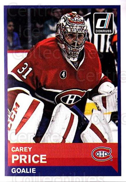 2015-16 Panini Stickers #99 Carey Price<br/>1 In Stock - $5.00 each - <a href=https://centericecollectibles.foxycart.com/cart?name=2015-16%20Panini%20Stickers%20%2399%20Carey%20Price...&quantity_max=1&price=$5.00&code=755522 class=foxycart> Buy it now! </a>