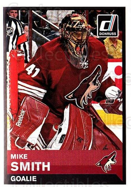 2015-16 Panini Stickers #253 Mike Smith<br/>1 In Stock - $1.00 each - <a href=https://centericecollectibles.foxycart.com/cart?name=2015-16%20Panini%20Stickers%20%23253%20Mike%20Smith...&quantity_max=1&price=$1.00&code=755676 class=foxycart> Buy it now! </a>