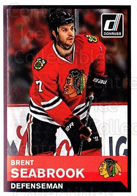 2015-16 Panini Stickers #283 Brent Seabrook<br/>1 In Stock - $1.00 each - <a href=https://centericecollectibles.foxycart.com/cart?name=2015-16%20Panini%20Stickers%20%23283%20Brent%20Seabrook...&quantity_max=1&price=$1.00&code=755706 class=foxycart> Buy it now! </a>