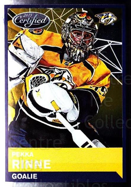 2015-16 Panini Stickers #363 Pekka Rinne<br/>1 In Stock - $2.00 each - <a href=https://centericecollectibles.foxycart.com/cart?name=2015-16%20Panini%20Stickers%20%23363%20Pekka%20Rinne...&quantity_max=1&price=$2.00&code=755786 class=foxycart> Buy it now! </a>