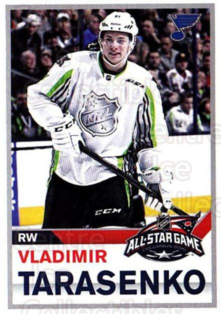 2015-16 Panini Stickers #454 Vladimir Tarasenko<br/>1 In Stock - $2.00 each - <a href=https://centericecollectibles.foxycart.com/cart?name=2015-16%20Panini%20Stickers%20%23454%20Vladimir%20Tarase...&quantity_max=1&price=$2.00&code=755877 class=foxycart> Buy it now! </a>