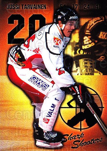 1999-00 Finnish Cardset #177 Jussi Tarvainen<br/>4 In Stock - $2.00 each - <a href=https://centericecollectibles.foxycart.com/cart?name=1999-00%20Finnish%20Cardset%20%23177%20Jussi%20Tarvainen...&quantity_max=4&price=$2.00&code=75592 class=foxycart> Buy it now! </a>