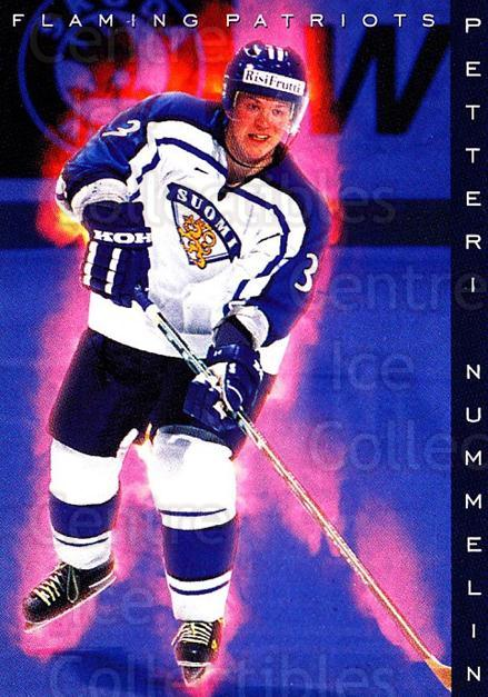 1999-00 Finnish Cardset #187 Petteri Nummelin<br/>5 In Stock - $2.00 each - <a href=https://centericecollectibles.foxycart.com/cart?name=1999-00%20Finnish%20Cardset%20%23187%20Petteri%20Nummeli...&quantity_max=5&price=$2.00&code=75600 class=foxycart> Buy it now! </a>