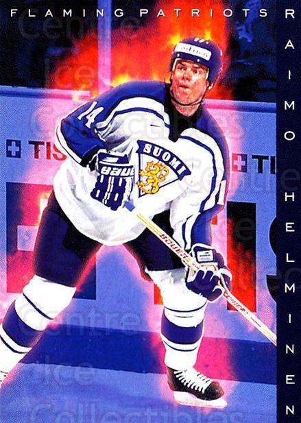 1999-00 Finnish Cardset #190 Raimo Helminen<br/>4 In Stock - $2.00 each - <a href=https://centericecollectibles.foxycart.com/cart?name=1999-00%20Finnish%20Cardset%20%23190%20Raimo%20Helminen...&price=$2.00&code=75604 class=foxycart> Buy it now! </a>