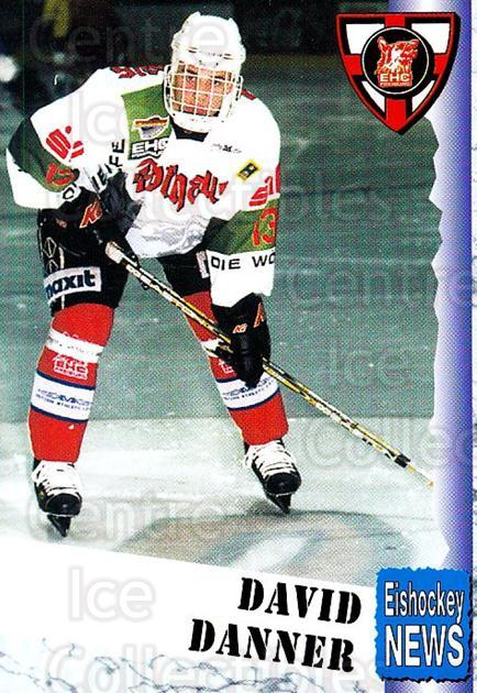 1999-00 German Bundesliga 2 #110 David Danner<br/>10 In Stock - $2.00 each - <a href=https://centericecollectibles.foxycart.com/cart?name=1999-00%20German%20Bundesliga%202%20%23110%20David%20Danner...&quantity_max=10&price=$2.00&code=75694 class=foxycart> Buy it now! </a>