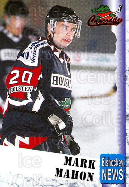 1999-00 German Bundesliga 2 #153 Mark Mahon<br/>10 In Stock - $2.00 each - <a href=https://centericecollectibles.foxycart.com/cart?name=1999-00%20German%20Bundesliga%202%20%23153%20Mark%20Mahon...&quantity_max=10&price=$2.00&code=75739 class=foxycart> Buy it now! </a>