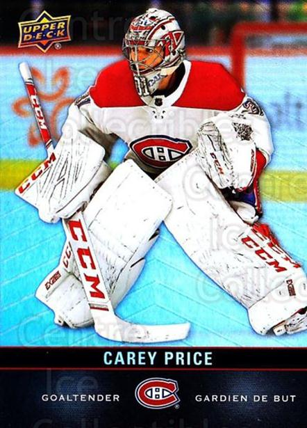 2019-20 Tim Hortons #31 Carey Price<br/>8 In Stock - $3.00 each - <a href=https://centericecollectibles.foxycart.com/cart?name=2019-20%20Tim%20Hortons%20%2331%20Carey%20Price...&quantity_max=8&price=$3.00&code=757427 class=foxycart> Buy it now! </a>