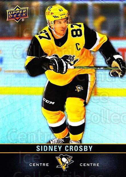 2019-20 Tim Hortons #87 Sidney Crosby<br/>9 In Stock - $3.00 each - <a href=https://centericecollectibles.foxycart.com/cart?name=2019-20%20Tim%20Hortons%20%2387%20Sidney%20Crosby...&quantity_max=9&price=$3.00&code=757483 class=foxycart> Buy it now! </a>