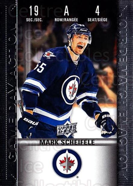 2019-20 Tim Hortons Game Day Action #4 Mark Scheifele<br/>8 In Stock - $3.00 each - <a href=https://centericecollectibles.foxycart.com/cart?name=2019-20%20Tim%20Hortons%20Game%20Day%20Action%20%234%20Mark%20Scheifele...&quantity_max=8&price=$3.00&code=757593 class=foxycart> Buy it now! </a>