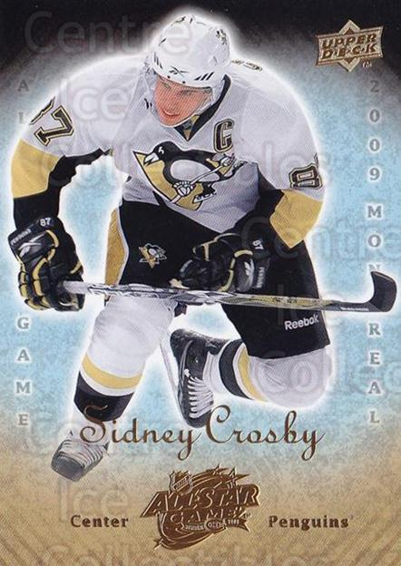 2008-09 Montreal Upper Deck NHL AS Game #8 Sidney Crosby<br/>1 In Stock - $10.00 each - <a href=https://centericecollectibles.foxycart.com/cart?name=2008-09%20Montreal%20Upper%20Deck%20NHL%20AS%20Game%20%238%20Sidney%20Crosby...&quantity_max=1&price=$10.00&code=757984 class=foxycart> Buy it now! </a>